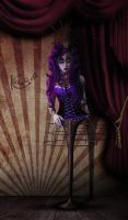 circus Doll by kitkat523