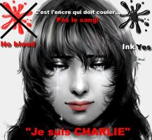 Je Suis Charlie by EcorynV