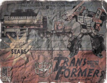 Transformers 1967 by lordsmiley