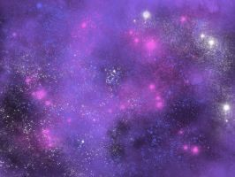 galaxy Texture 04 by Bublla