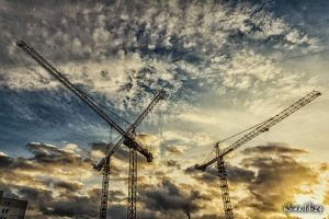 Construction site by wiwaldi24