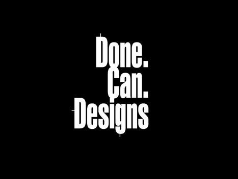 Done. Can. Designs - Logo by MissC4739