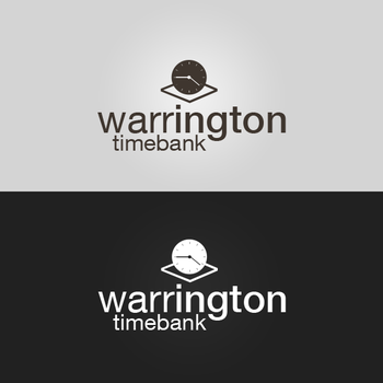 Timebank Warrington  - Logotype (Clock) by patrickzachar