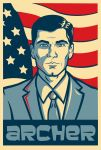 ARCHER for President by juutin