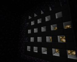 Oblivion Lighting - Minecraft Wallpaper! by xSagefurx