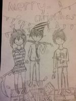 MERRY CHRISTMAS(check desc) by kiichigoShiro