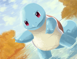 Squirtle by nintendo-jr