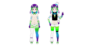 Sherbet Ravers Remake - Rolan by XxChellie-DawgxX