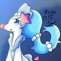Primarina by MegaFluffy99