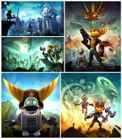 Ratchet and Clank Future by Ratchetfan2006