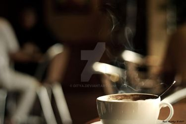 Afternoon Coffee by ditya