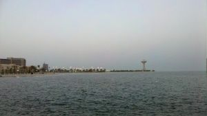 Khobar Water Tower by wafitz