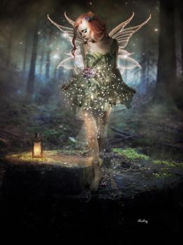 Fairy by iblushay