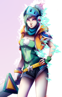 Arcade Riven by pianorei