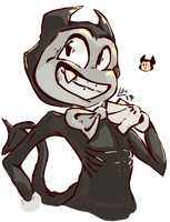 Bendy by Lily-The-Random