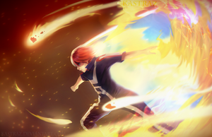 Todoroki - Rapid Expansion by Kastraz