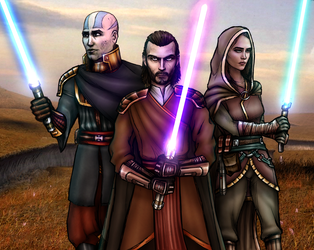 Before Revan by AraxussYexyr