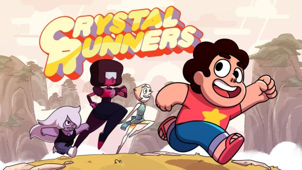 Crystal Runners by Spigaru