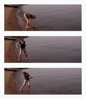 Skipping Stones by TurquoiseCat