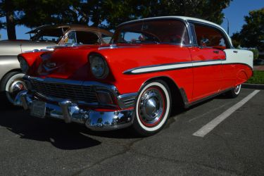 1956 Chevrolet Bel-Air Sedan X by Brooklyn47