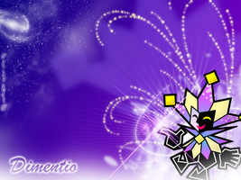 Dimentio Wallpaper by Chivi-chivik