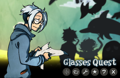 Glasses Quest - beta test (closed) by Mistexpi