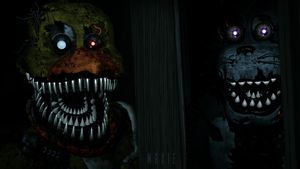 [SFM] The Two Nightmares by MaxieOfficial