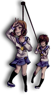 Corpse party :Hangin' around: by KareIchi