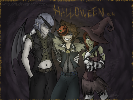 This is Halloween! by VanyCat