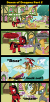 Dance of dragons Part 2 by Vector-Brony