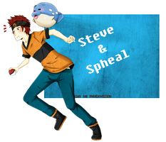 Steve and Spheal