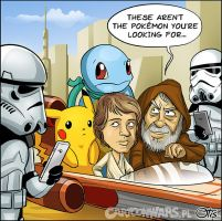 CartoonWars - These aren't... by Otisso