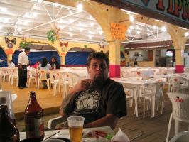 self in mexico......drinking. by cobrah