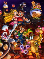 Double plumbers by cabroon