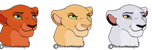 Lioness Adopt Batch (2/3) Open 10 Points each by SOW-Funds