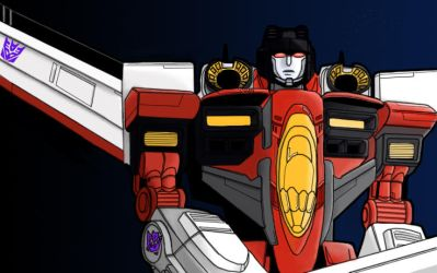 Armada Starscream by skydive1588