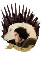 Jon snow by pixonsalvaje