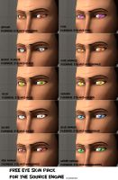Eye reskin Pack 3 [DL] by Nikolad92