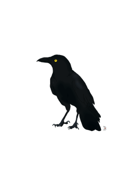 F2U Pixel Animation | A Crow's Tale by DixieLuve
