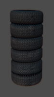 Tire stack by willy-wilson