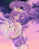 Star Guardian Janna by ayec