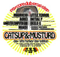 catsup vs musturd back by penpointred