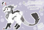Dreamer Reference Sheet by Marble-Sodaa