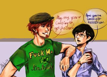 Meaning of St. Patrick's Day by Swii