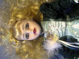 Creepy Doll Brianna by MetallicVisions