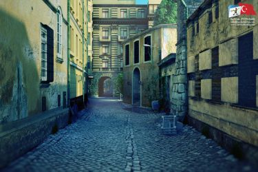 Old Street 10.02 by pitposum