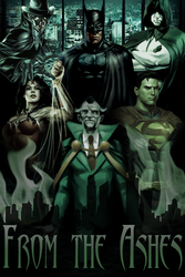 Justice League: From the Ashes by Electricboa