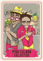 pina colada collective front by BrentBlack
