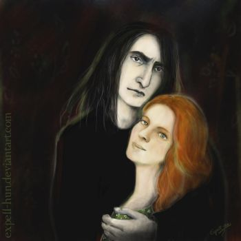 The Heart of Everything by Severus-x-Lily