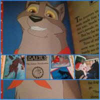 Balto junior novel pictures by Oklahoma-Lioness